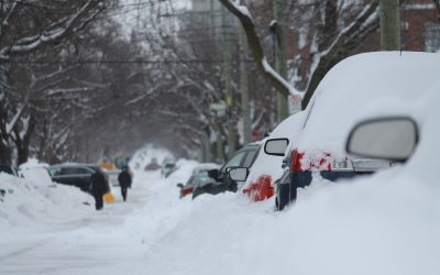 Winter Parking Ordinance Is In Effect Until April 1