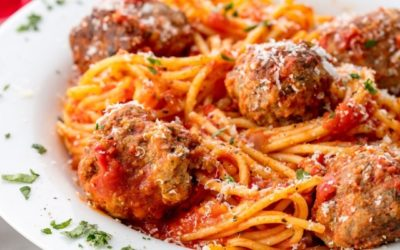 Spaghetti & Meatball Dinner at Hawleyton UMC on Fri., 3/13/20